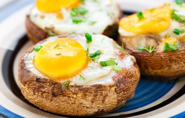 Recetas para desayunos suculentos bajos en carbohidratos
