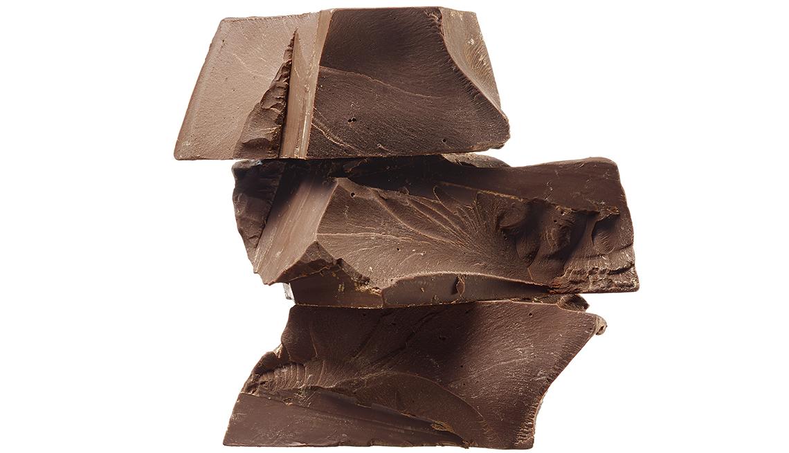 item 11 of Gallery image - Trozos de chocolate negro