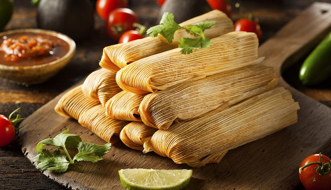 El tamal, comida de los dioses - Un platillo favorito en Latinoamérica