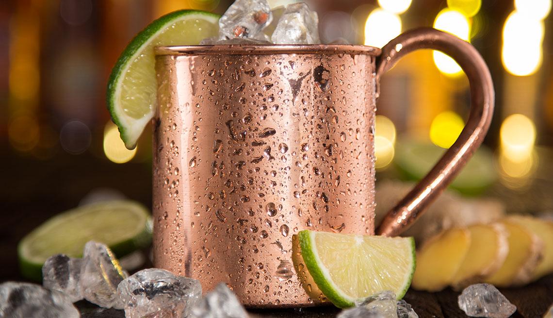 item 3 of Gallery image - Bebida Skinny Moscow Mule