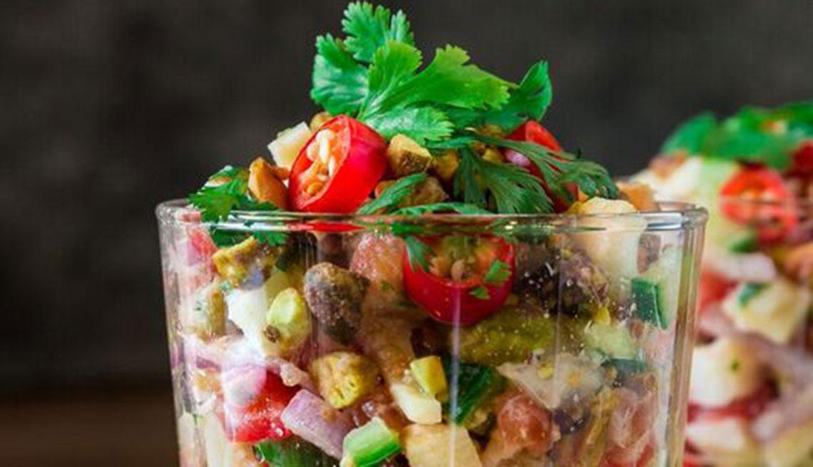 item 1 of Gallery image - Ceviche de pistachos
