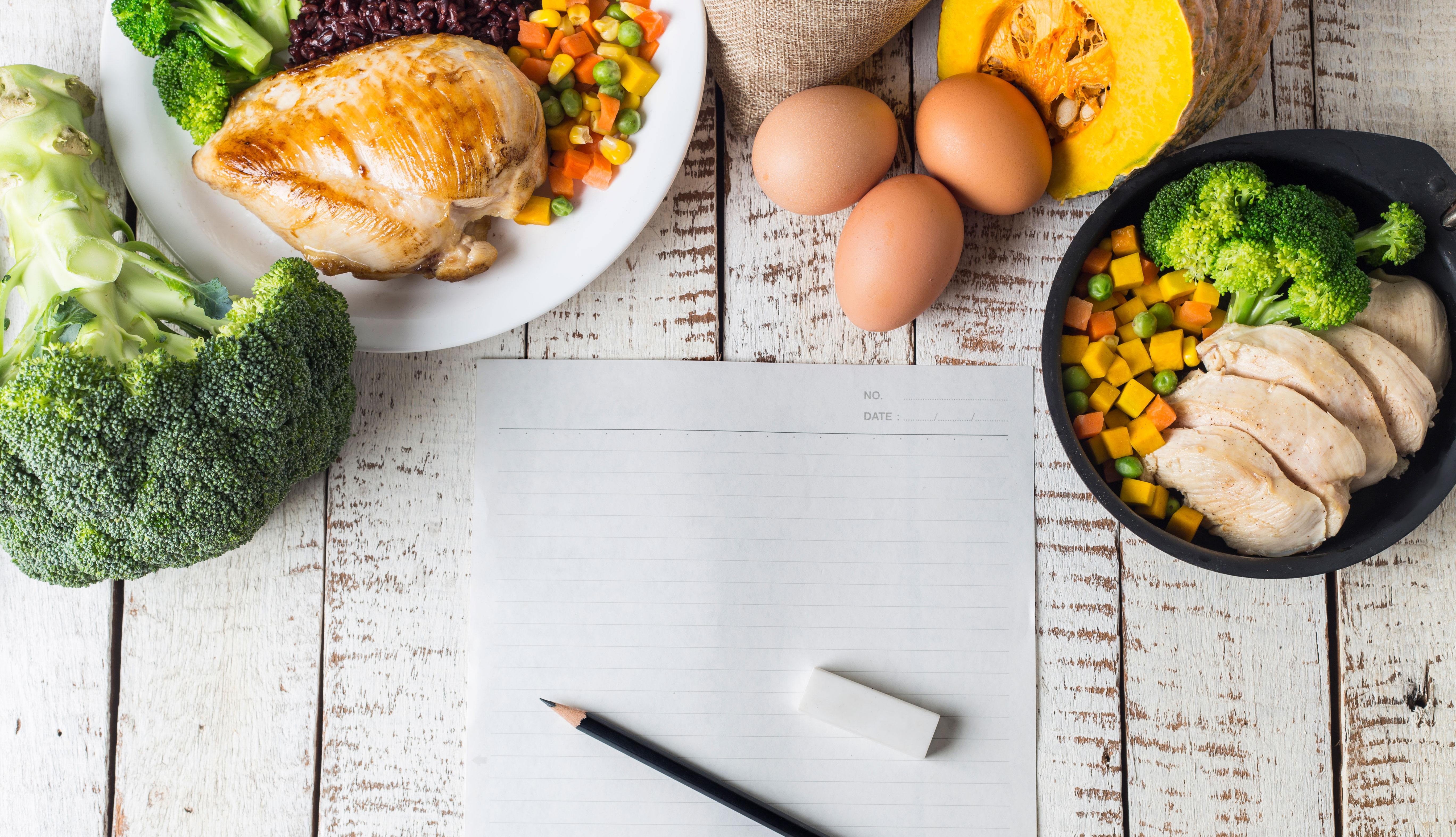 como hacer comidas saludables para la semana