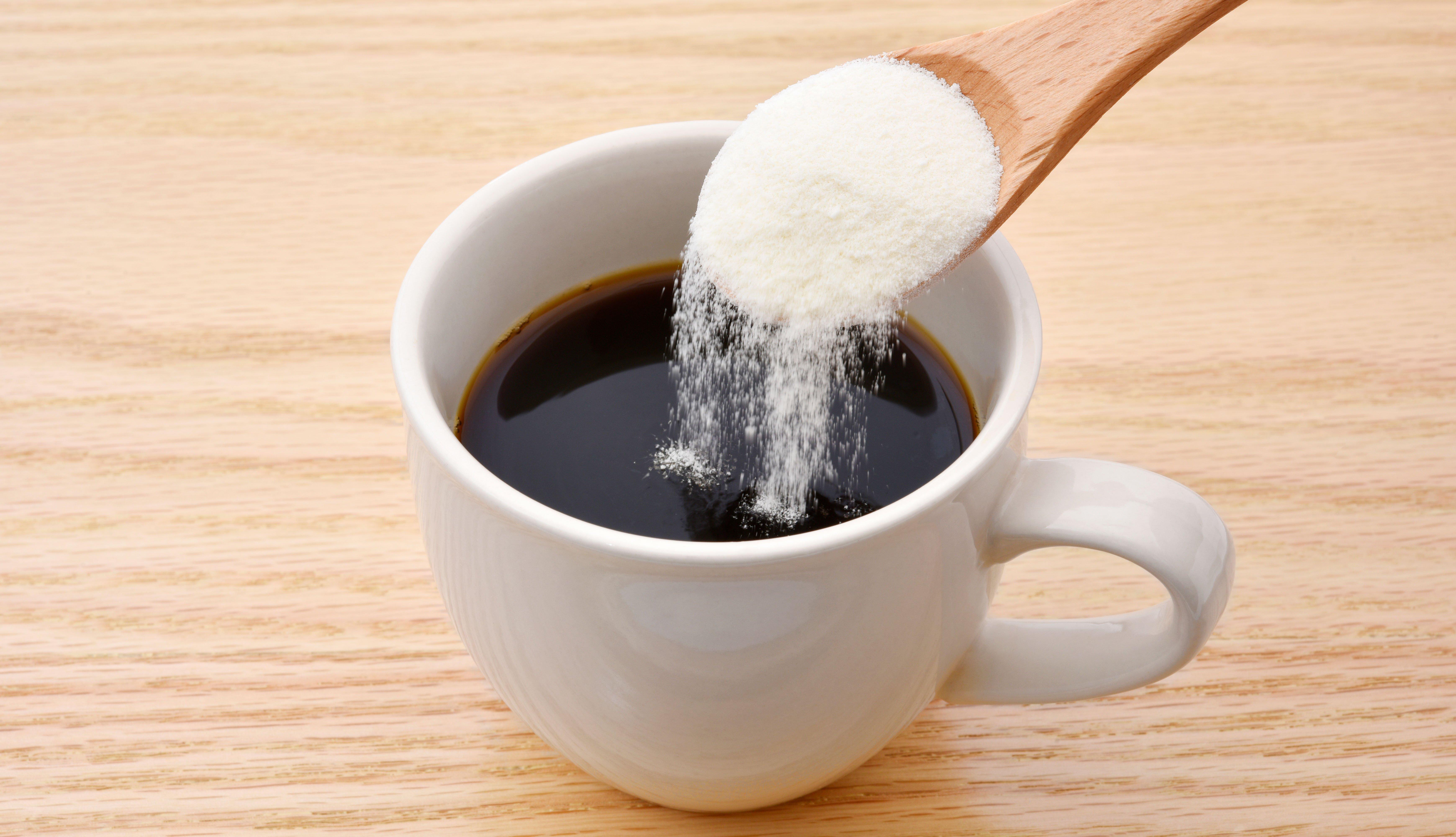 item 4 of Gallery image - Colágeno para el café