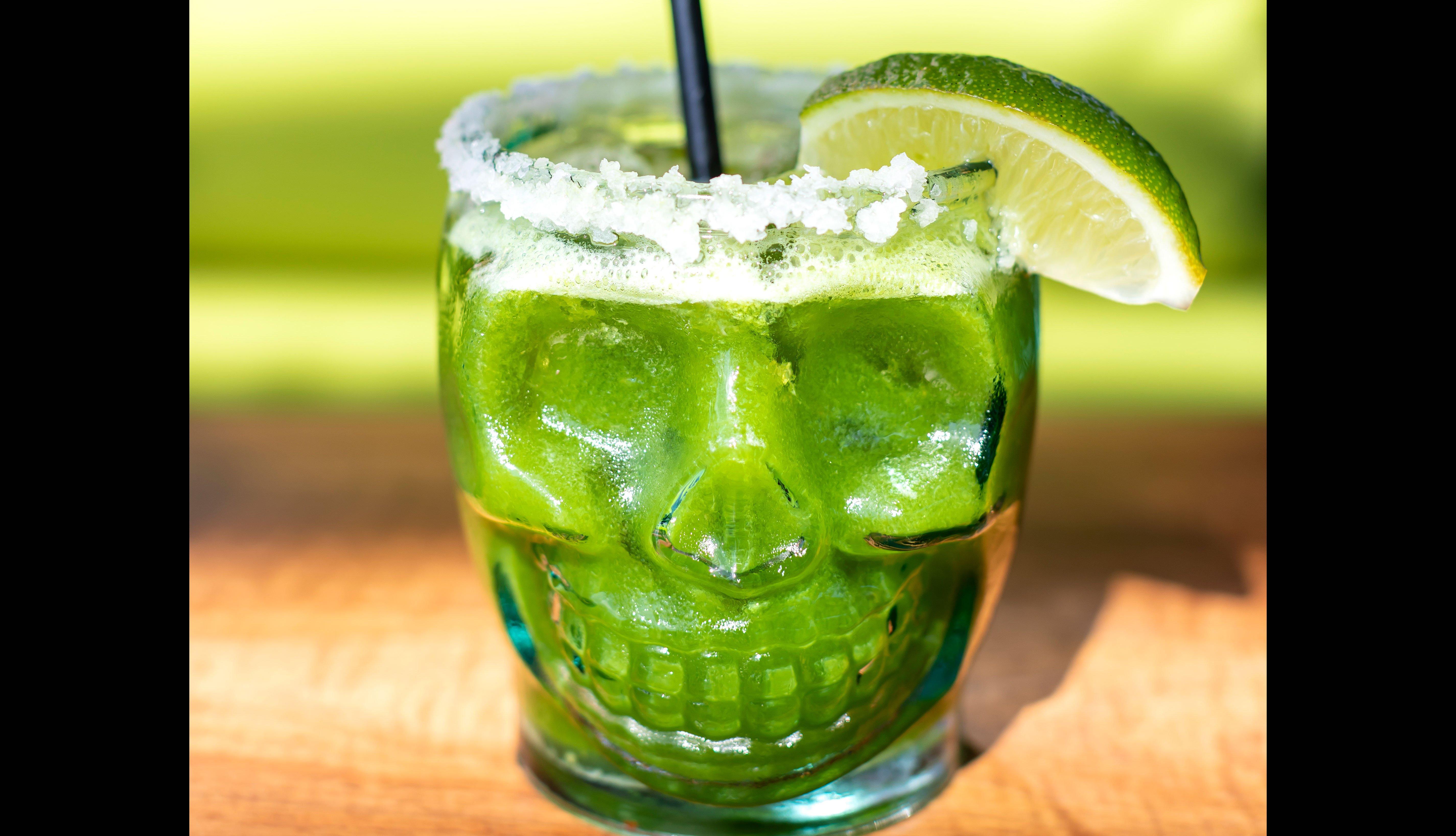 Margarita verde