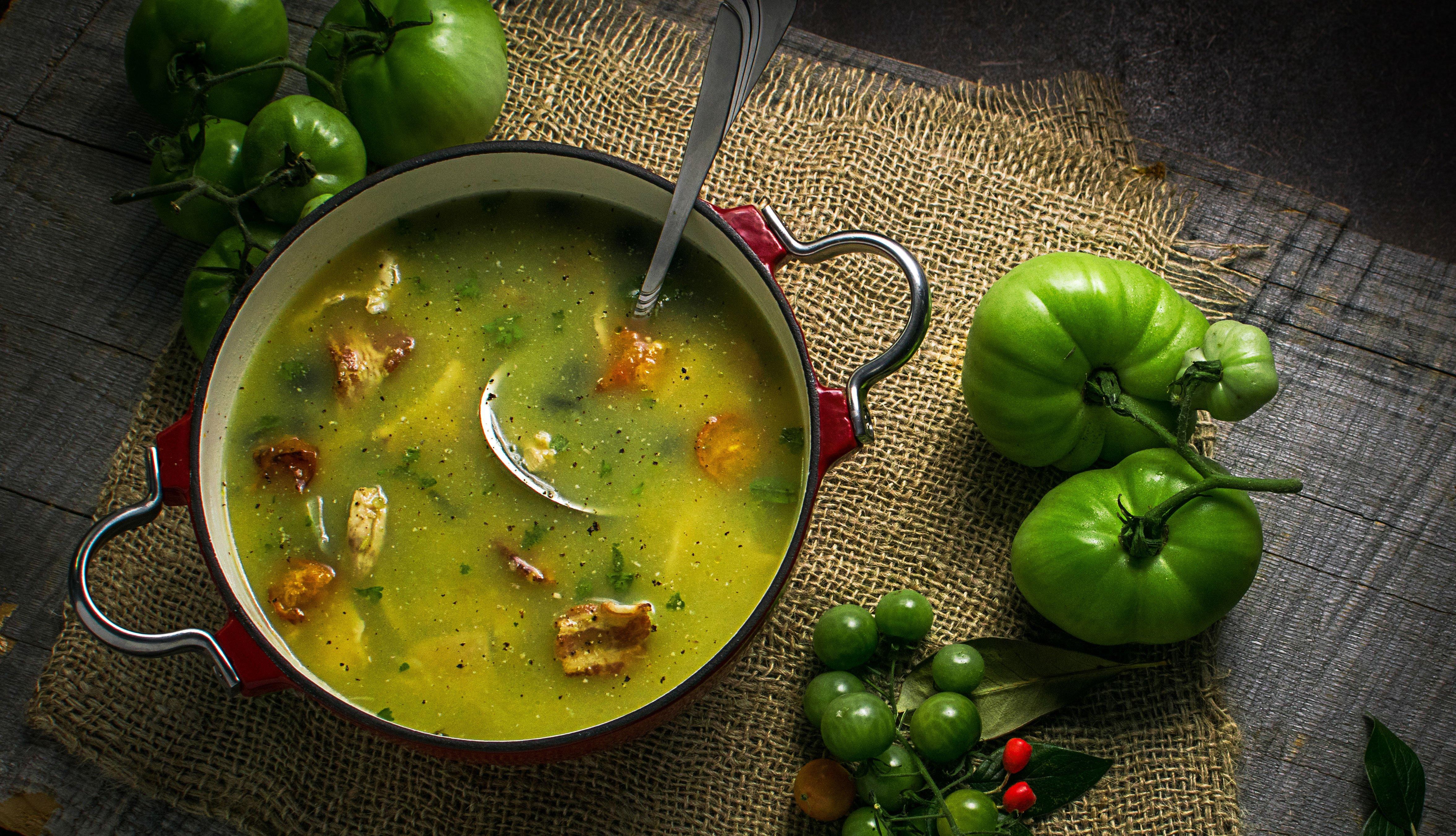 Mero en salsa verde