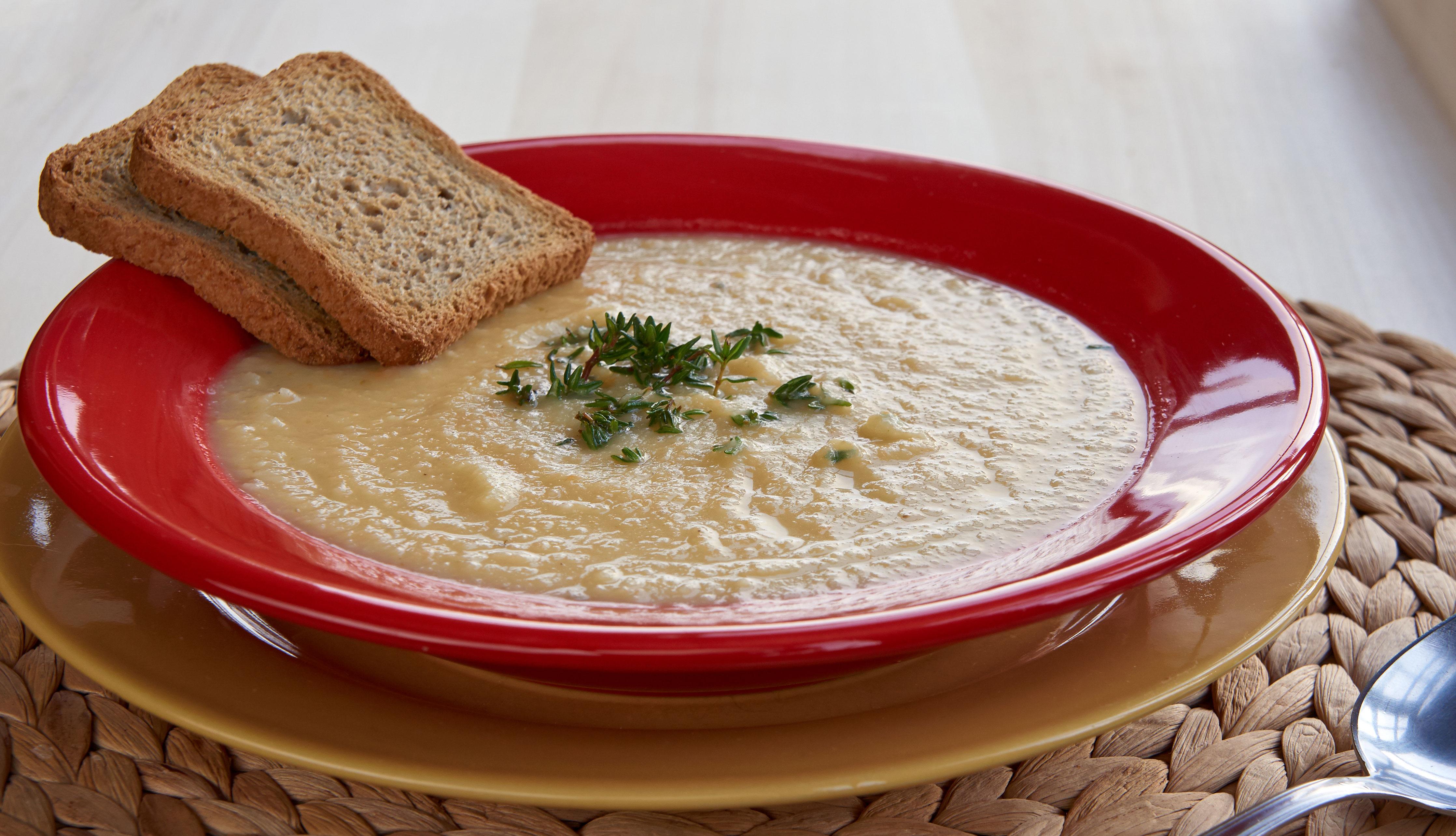item 10 of Gallery image - Sopa de apio y crema