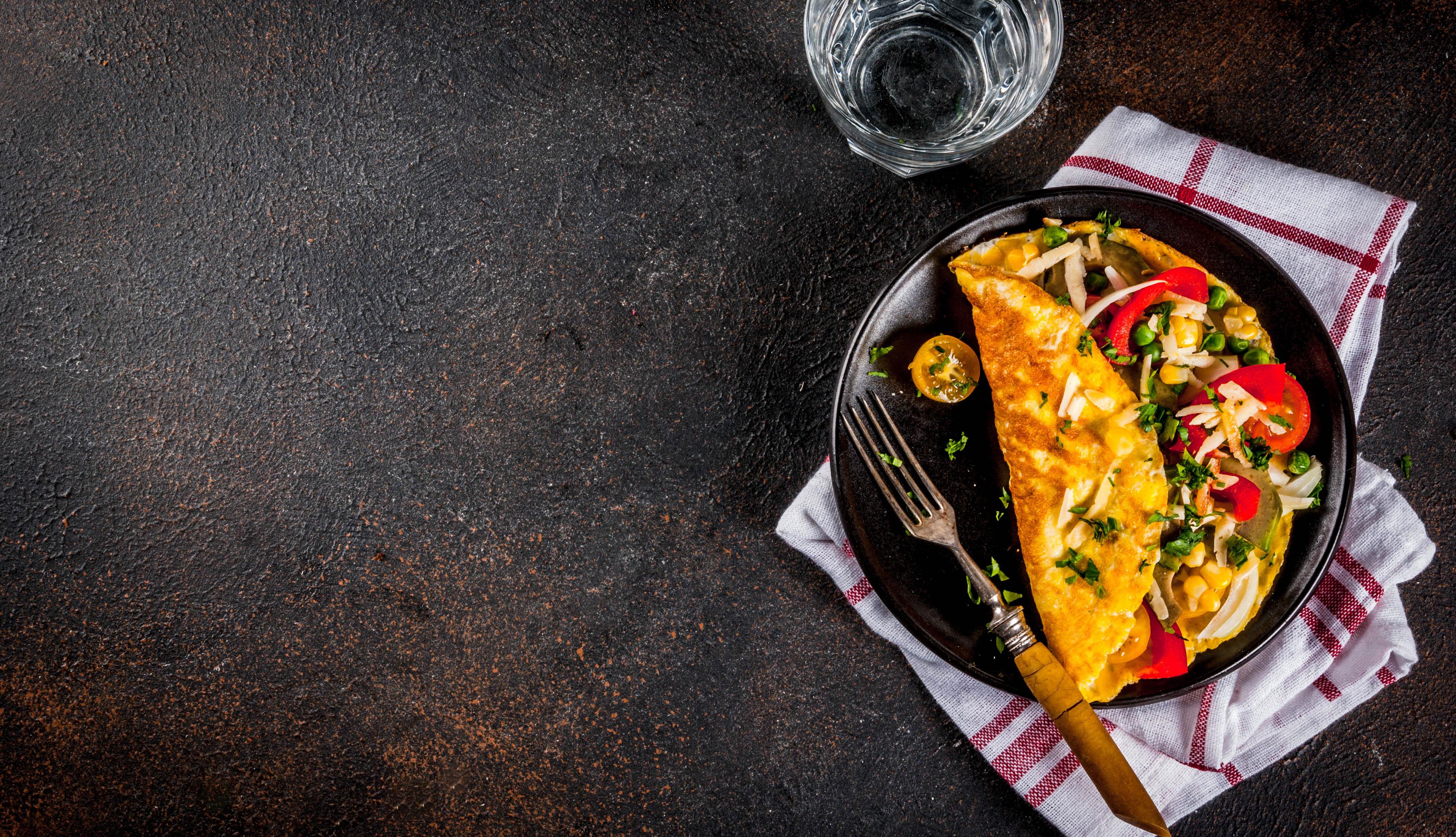 item 2 of Gallery image - Tortilla vegana