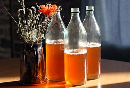 Botellas de cider