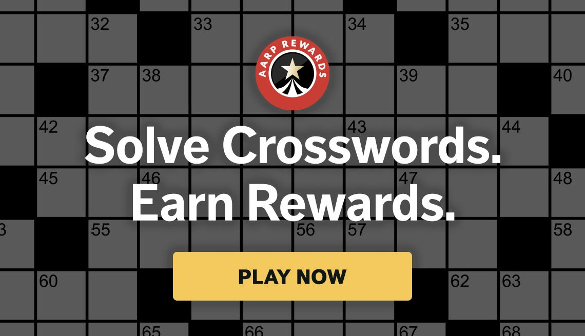 Solve Crosswords. Earn Rewards. Play Now.