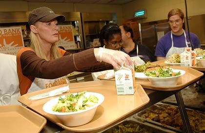 Florida Food-Bank Leaders Say Elder Hunger Rising