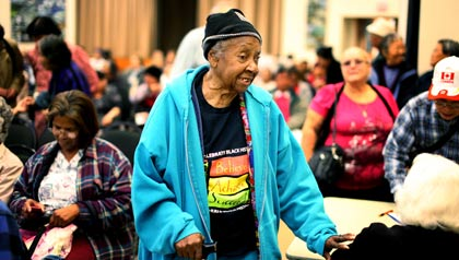 California aarp drive to end senior hunger