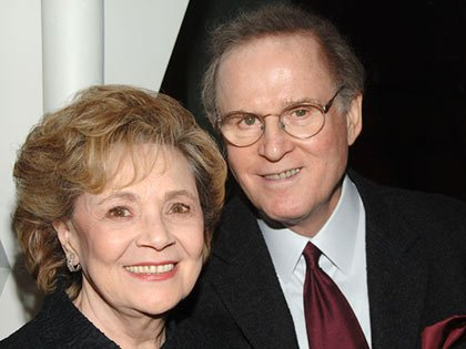Matilda Cuomo and Charles Grodin