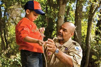 Latinos Bolstering Boy Scout Membership - AARP VIVA Magazine