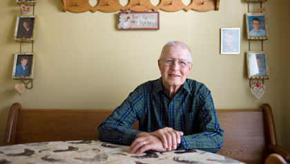 Rich Dohrmann took the AARP Driver Safety Program class and avoided a head-on collision.