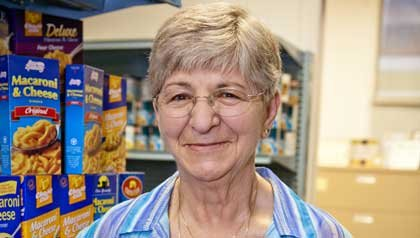 Ann George, winner of the Ohio State Andrus Award 2011.
