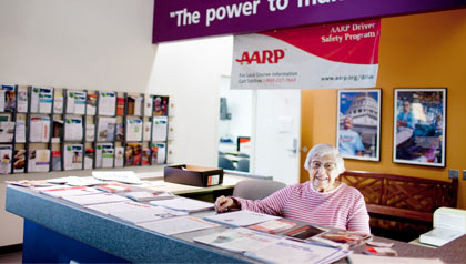 aarp and senior link help with medicare and long term care questions