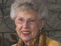 Sharlene Geraghty, MN, Andrus Award