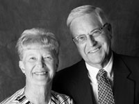 Jan and Phyllis Wilson, IA, Andrus Award