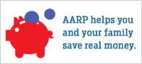 AARP helps you and your family save real money.