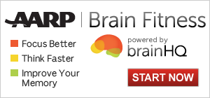 AARP Brain Fitness