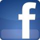 f-facebook icon