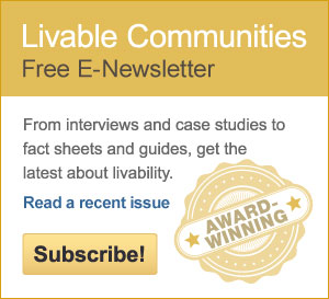 Livable Communities E-Newsletter