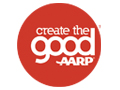AARP Creat the Good logo