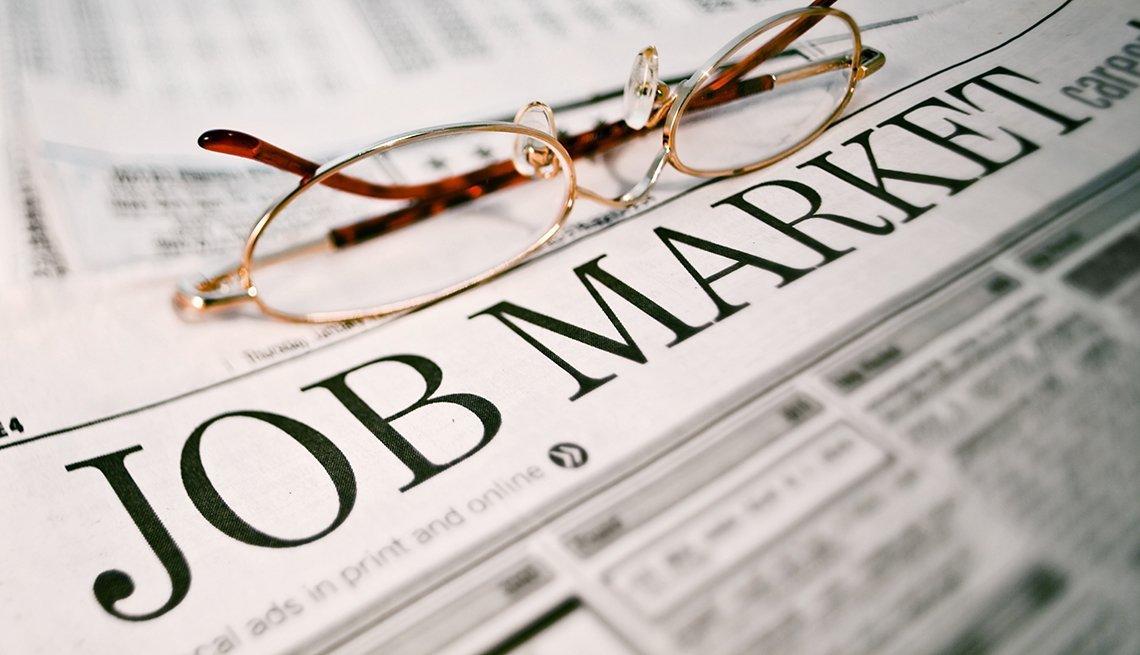 AARP job search