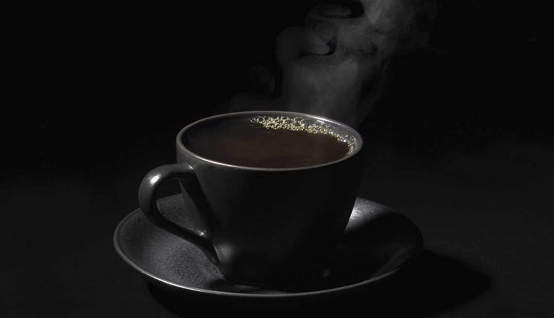 Fresh Coffee In Cup, Foods That Help Alleviate Pain