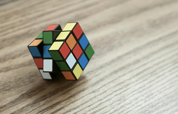 Rubik's Cube, exercises to keep your brain healthy