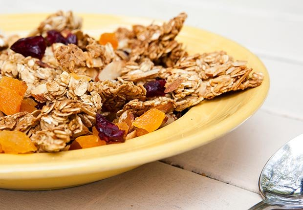 Thinkfood think food brain fitness health blogger recipes fruit fruited granola (Jason Whalen/Agency Charlie)