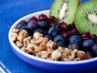 Grown Up Fruit Salad, Think Food Recipes for Brain Fitness