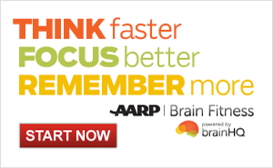 Think Faster-Focus Better-Remember More-AARP Brain Fitness