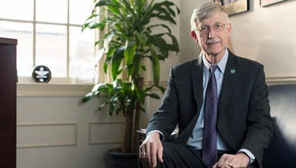 Francis Collins - Director del Instituto Nacional de Salud (NIH)