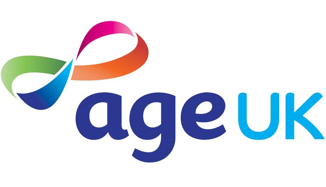Age UK logo, Global Council on Brain Health