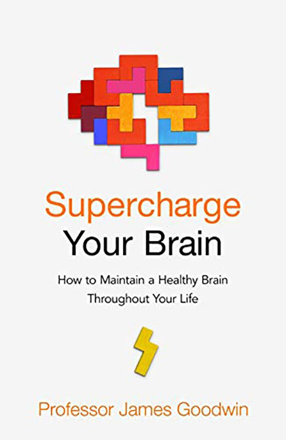 Supercharge Your Brain book cover