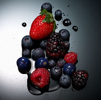 Health Nutrition—Berries!