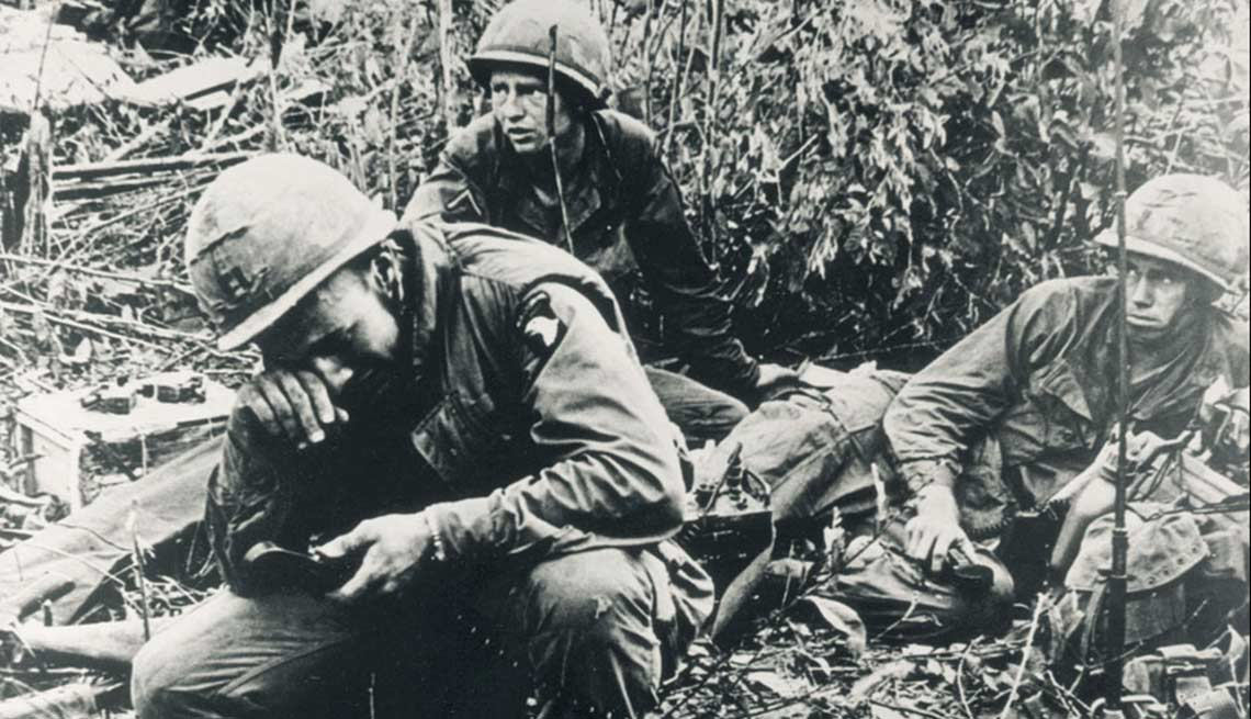 Long Shadow of PTSD Paul Bucha 1968