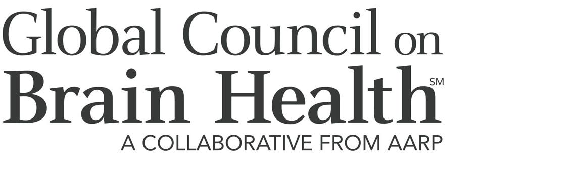 global council on brain health logo