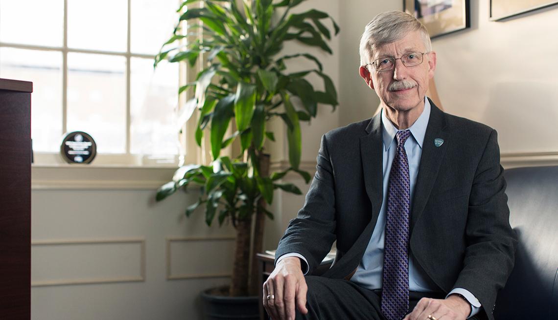Francis Collins, NIH Director, Conversation With Francis Collins