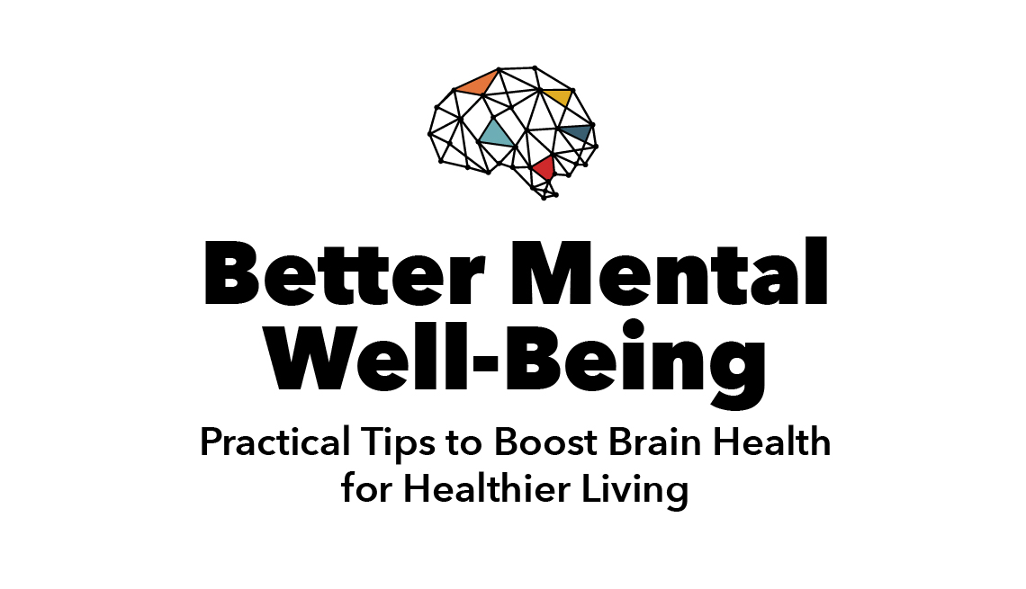 GCBH Mental Well-Being graphic