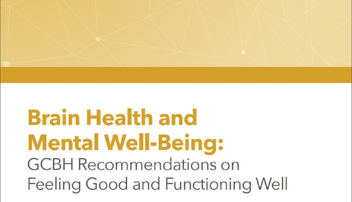 Brain Health and Mental Well-Being