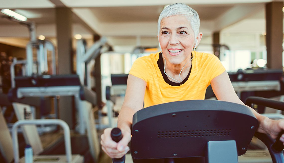 Exercising and Brain Health