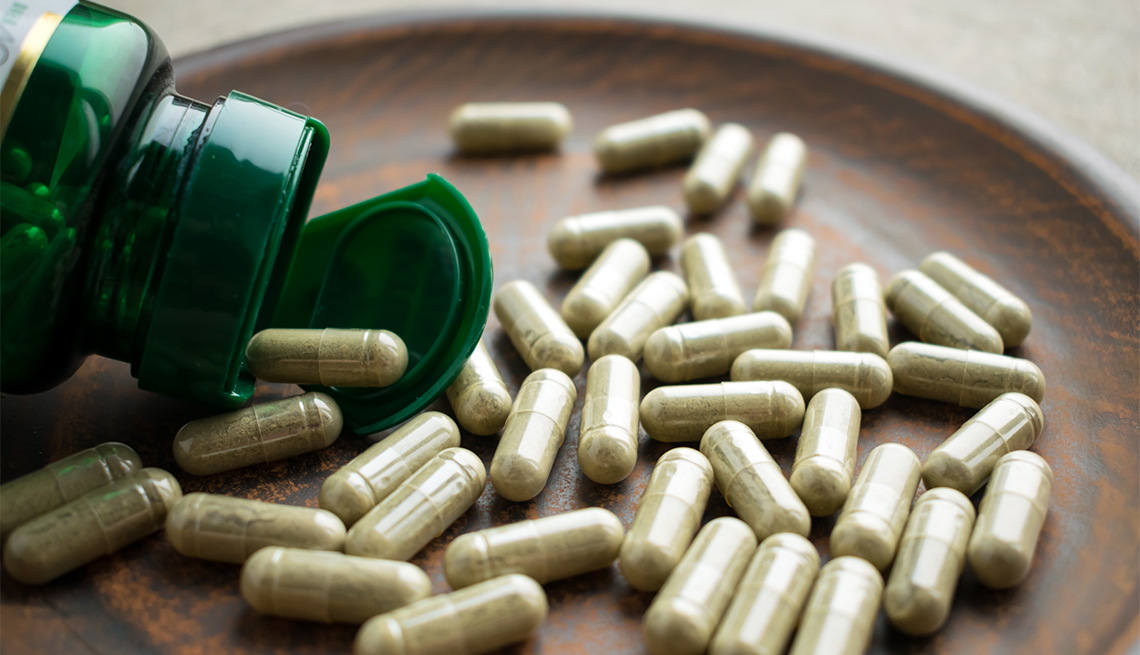 New Report Pans Supplements for Brain Health