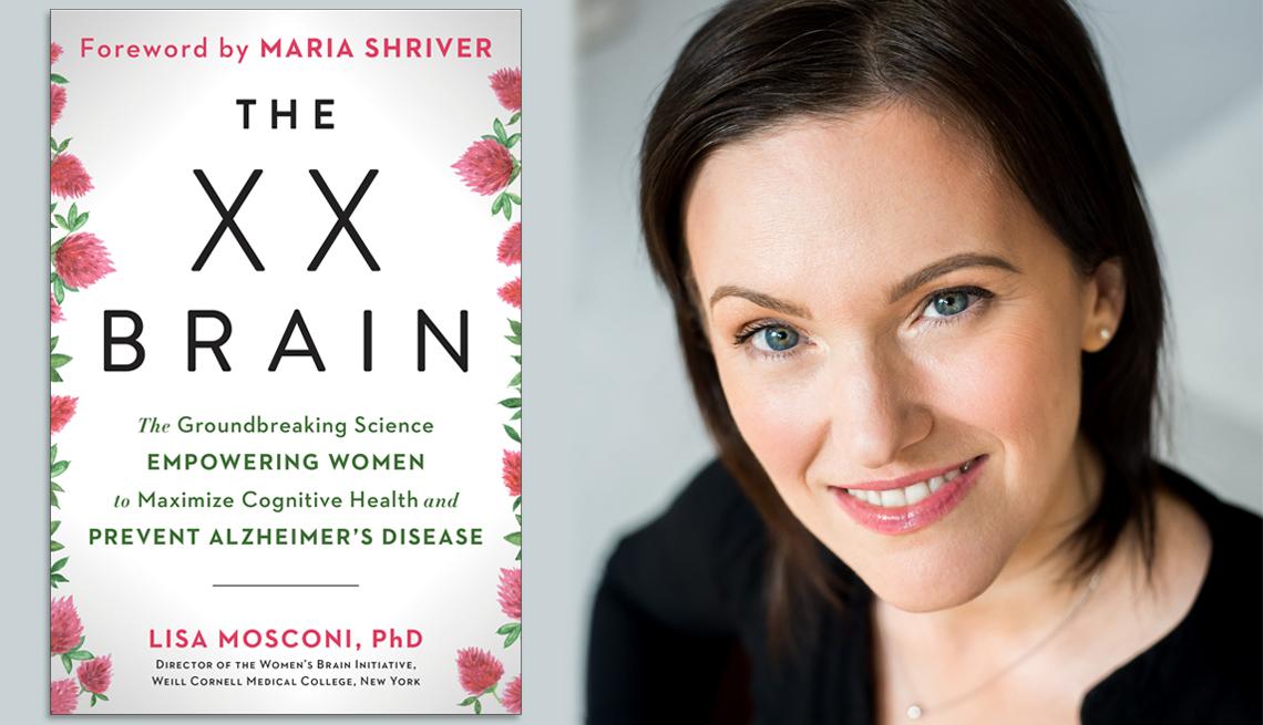 The XX Brain and author Lisa Mosconi, PhD