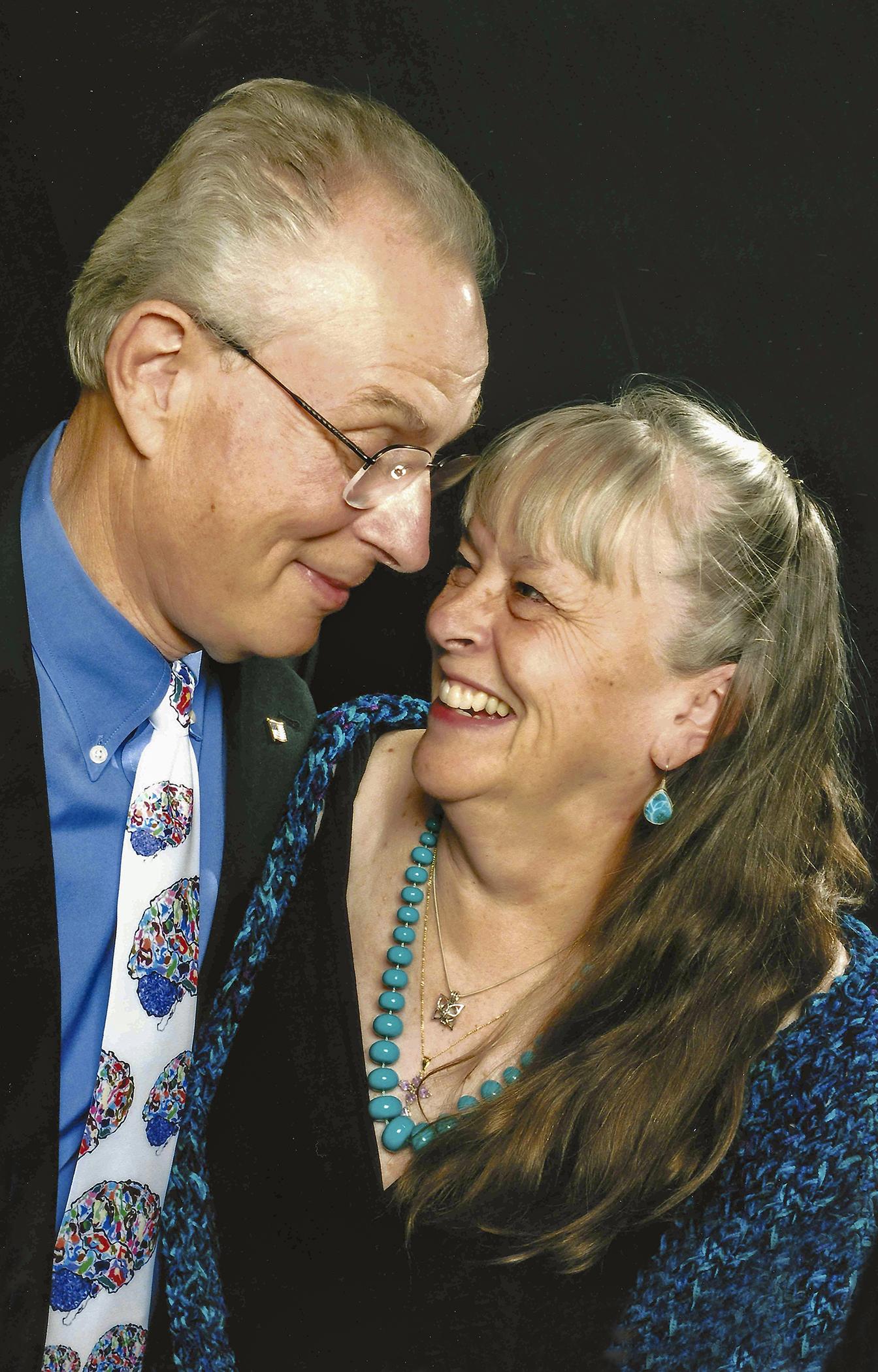 Doug y Karen Tapking