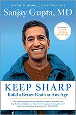 Portada del libro del Dr. Sanjay Gupta