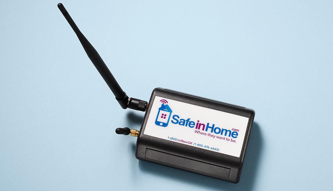 Sensor de movimiento para el hogar