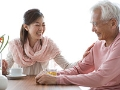 Humor Lightens Caregiving Burden