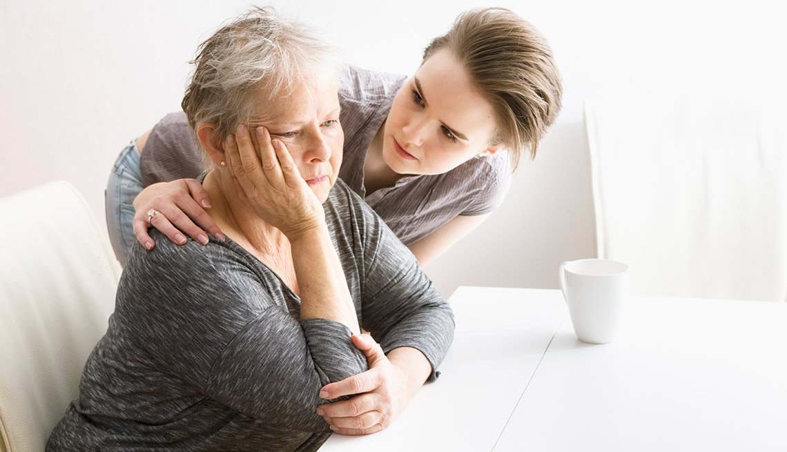 Caregiver's Guilt